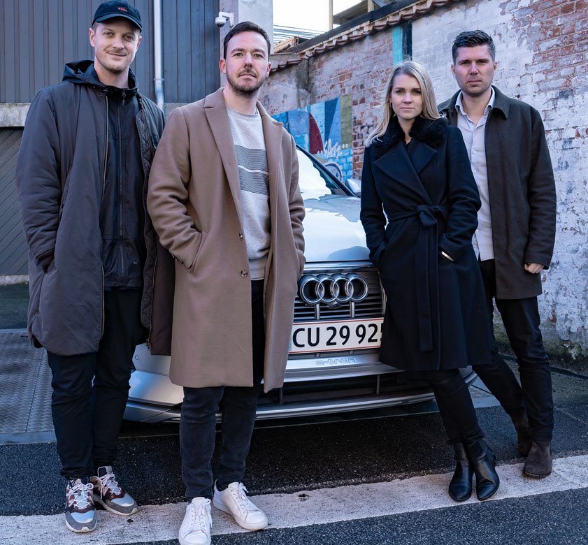 Audi Danmark x stwentyfive